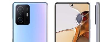 Xiaomi 11T y 11T Pro vs Mi 11 y Mi 11 Pro, todo lo que ha cambiado