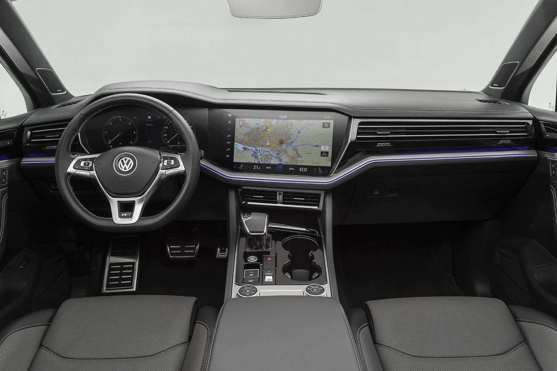 Foto de Volkswagen Touareg 2018 (7/87)