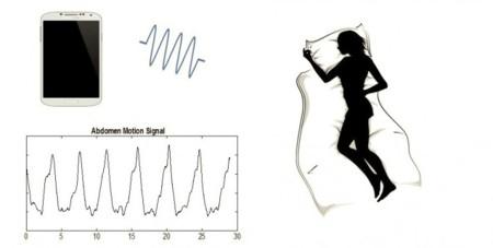 Así es cómo el móvil puede ayudar a diagnosticar la apnea del sueño