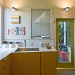 Foto 8 de 10 de la galería puertas-abiertas-una-cocina-amplia-y-funcional en Decoesfera