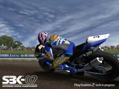 Superbike 2007 para PlayStation