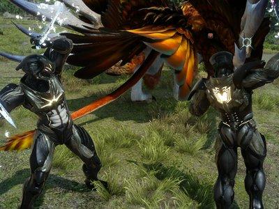 La actualización de Final Fantasy XV que añade las Magitek Exosuits ya está disponible y se ven así en un gameplay