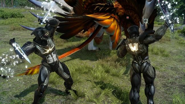 Final Fantasy Xv Magitek