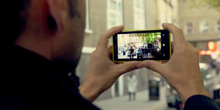 Smartphone Camera Street