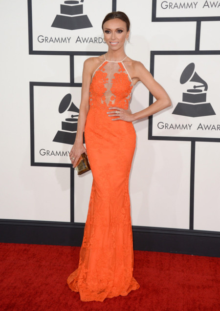 Giuliana Rancic Grammy 2014