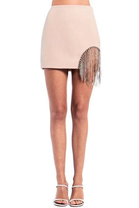 Area Nyc Mini Skirt