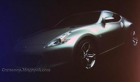 El Nissan 370Z saldrá al mercado en 2008 o principios de 2009