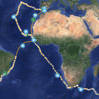 El viaje de Magallanes y Elcano alrededor del mundo, narrado en un asombroso mapa interactivo