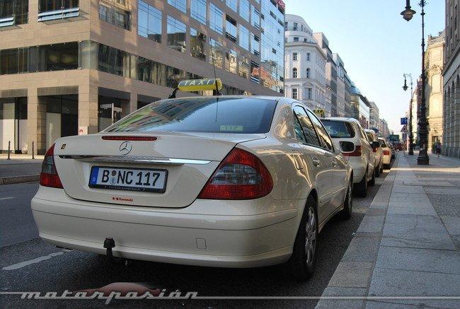 Taxi Mercedes Clase E Alemania