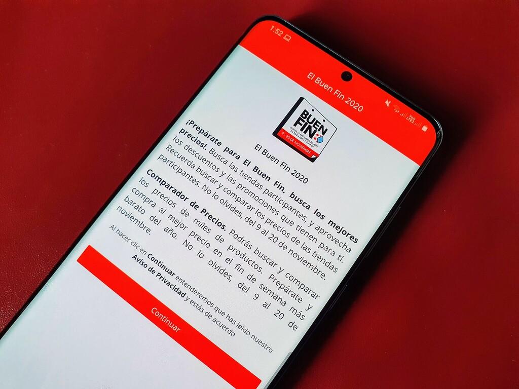 El Buen Fin 2020 tiene nueva app oficial: para comparar precios, buscar tiendas participantes y ofertas en un solo lugar. Noticias en tiempo real