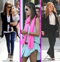 Los Fashionistas de la Semana: El mejor street-style de los famosos