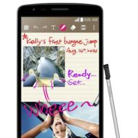 LG G3 Stylus es un gama media con puntero