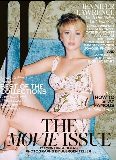 Las portadas de la edición 'Movie' de la revista W: ¡elige la que más te guste!