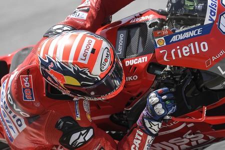 Trampantojos, normativas y prohibiciones: ¿qué ha pasado con los cascos en MotoGP?
