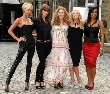 Las Spice Girls tendrán un musical