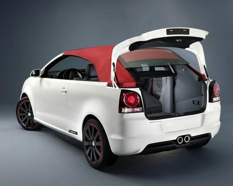 Foto de Volkswagen Polo Cabrio Concept por Karmann (1/10)