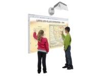 Smart LightRaise 60wi convierte cualquier superficie en pantalla táctil