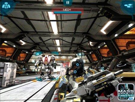 Mass Effect Infiltrator para iOS, una apuesta segura para los fans de la saga