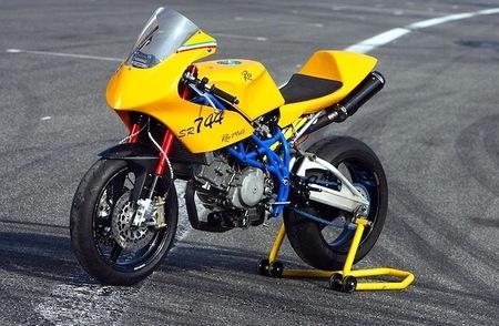 RosMoto SR744R