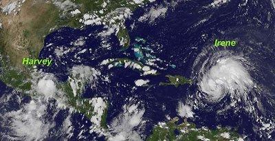 ¿En el futuro podrían haber huracanes de 'categoría 6'?