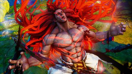 Street Fighter V revela a uno de sus nuevos peleadores, se llama Necalli y no, no es Goku