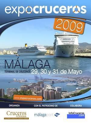 Expocruceros 2009: cruceros para todos los bolsillos