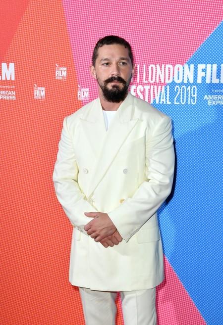 Shia Labeouf Honey Boy European Premiere 63rd Bfi London Film Festival 2