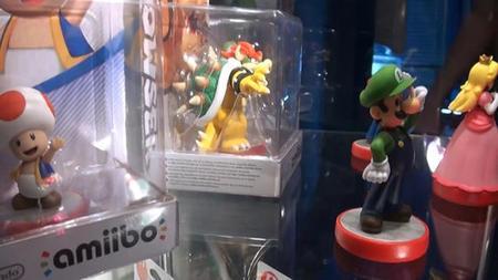 Los amiibos de la colección Super Mario están mejor detallados que sus antecesores