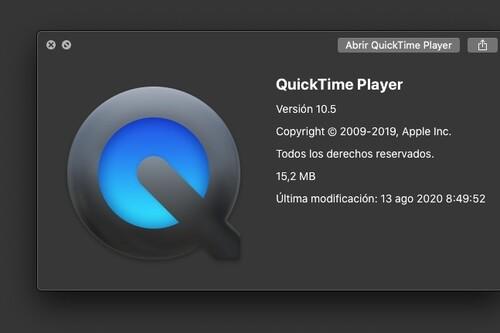 Los cinco usos que le dabas a QuickTime y que ahora haces con otras apps o funciones