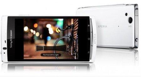 SonyEricsson Xperia Arc S