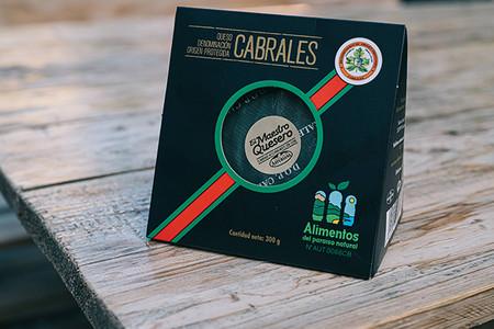Cabrales Gran Maestro Quesero Central Lechera Asturiana