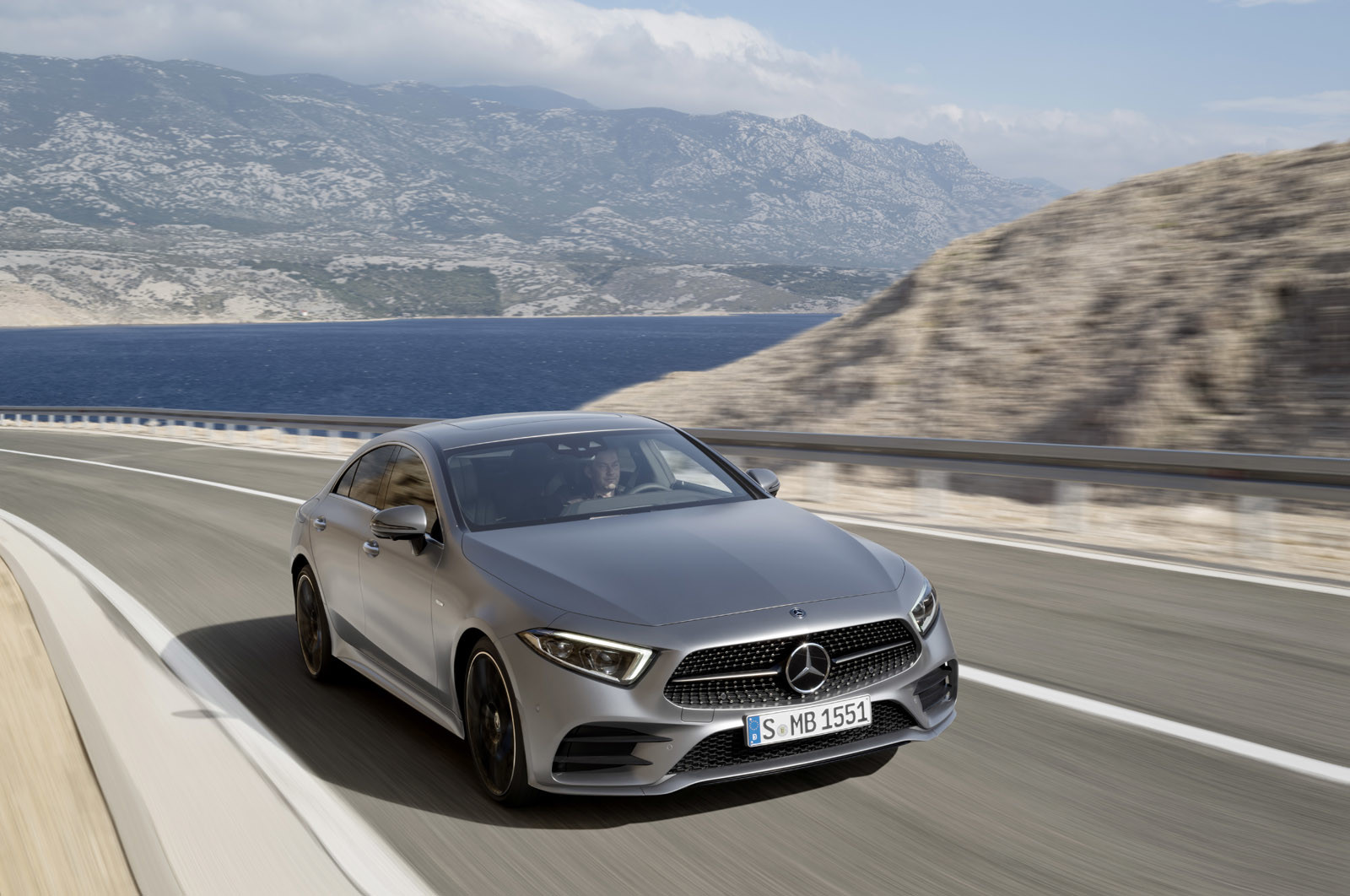 Foto de Mercedes-Benz CLS Coupé 2018 (33/56)