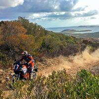 ¿Necesitas vacaciones? KTM ya tiene preparados tres días de European Adventure Rally en Cerdeña