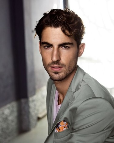 Antonio Navas para Versace Collection Primavera-Verano 2012