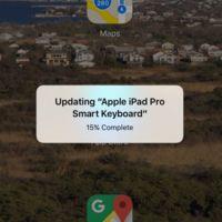 Apple lanza una actualización de software para el Smart Keyboard del iPad Pro