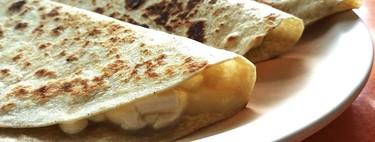 ¿Las quesadillas van con o sin queso? Le preguntamos a varios chefs qué opinan