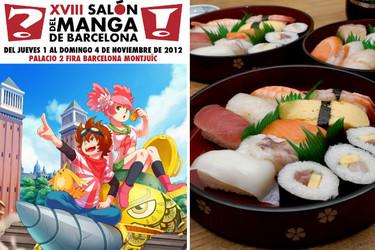 La gastronomía japonesa, protagonista en el próximo XVIII Salón del Manga de Barcelona
