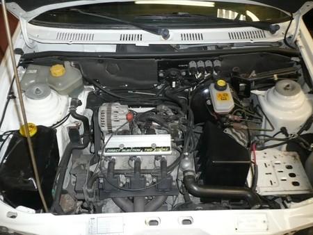 Ford Fiesta 1993 con motor 2 tiempos
