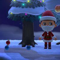 Animal Crossing: New Horizons: cómo conseguir adornos de Navidad