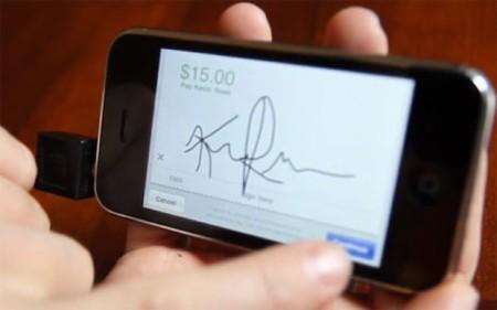 Pago con iPhone