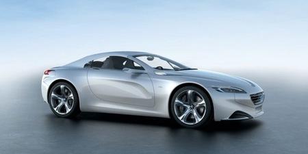 Peugeot SR1 Sports Concept
