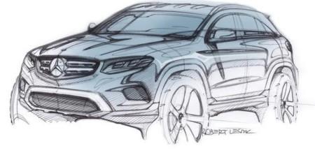 Mercedes-Benz GLC, el sustituto del GLK se presentará el 17 de junio