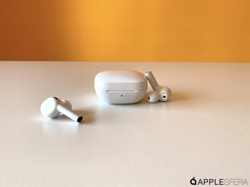 SOUNDFORM Freedom de Belkin, análisis: calidad de sonido en unos auriculares que nunca perderemos