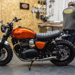 Foto 31 de 34 de la galería triumph-street-twin-naranja-britanica en Motorpasion Moto