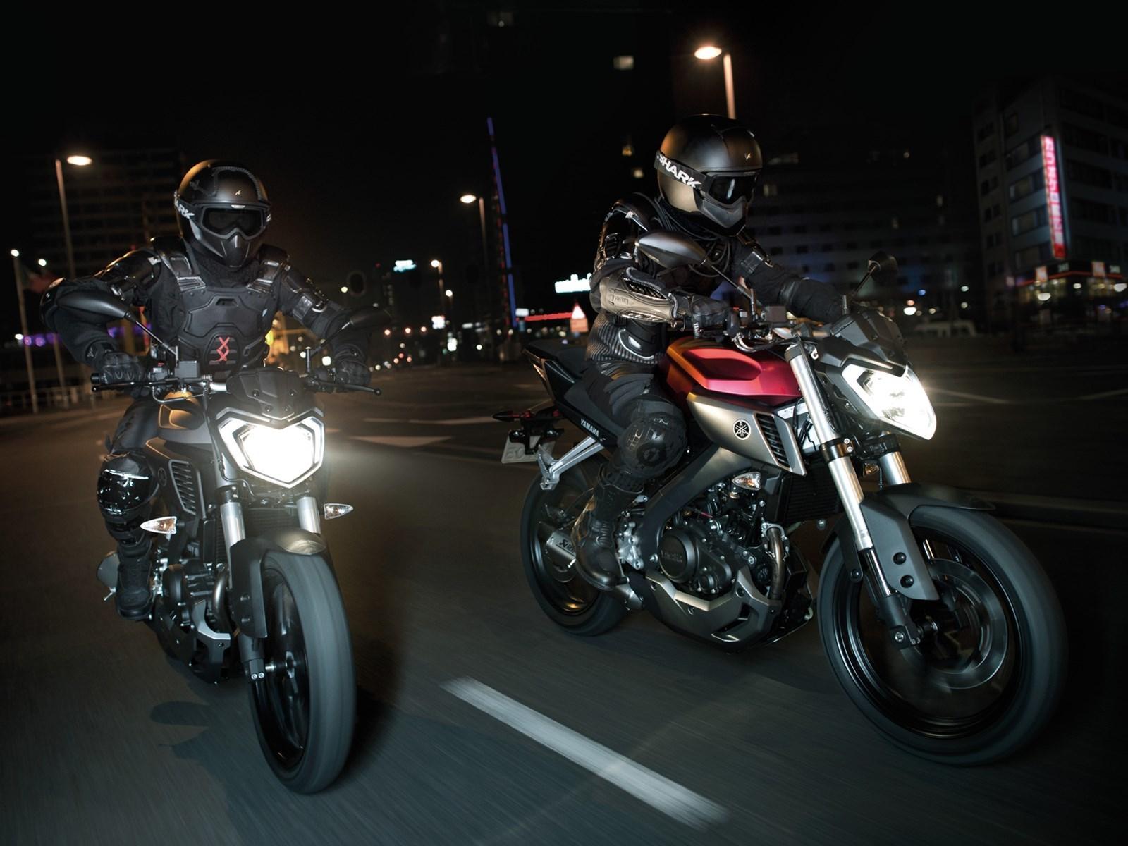 Foto de Yamaha MT-125 en acción (15/17)