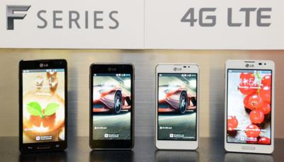 LG Optimus F5 y Optimus F7, toda la información de los nuevos nuevos Android de LG