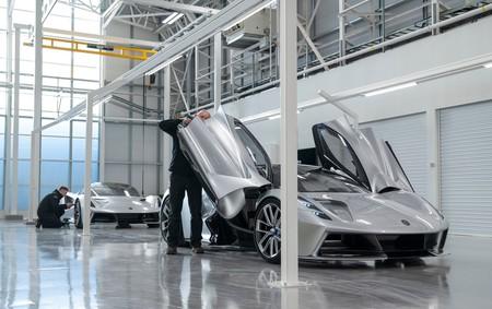 Lotus se declara listo para iniciar la fabricación del superdeportivo Evija