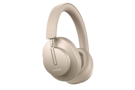 FreeBuds Studio: diseño minimalista, cancelación de ruido y hasta 24 horas de batería en los primeros audífonos over ear de Huawei