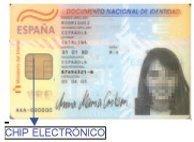 DNI electrónico en el 2006