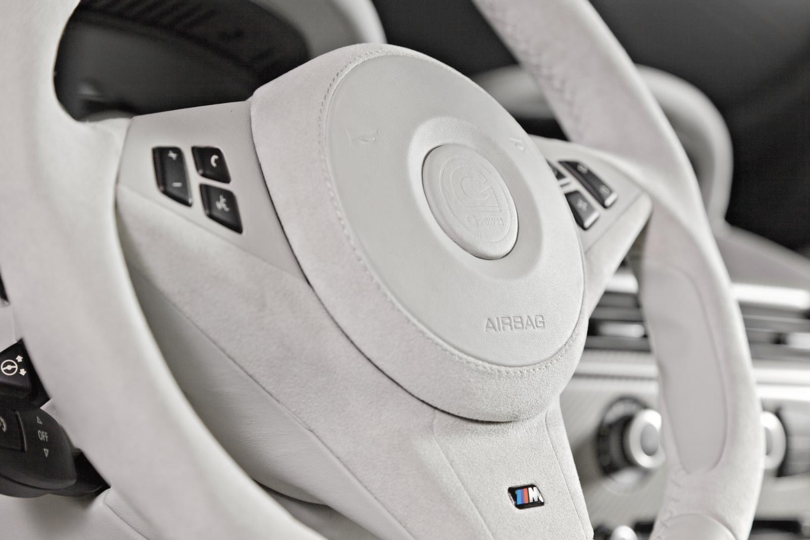 Foto de G-Power BMW M6 Coupé Interior (7/14)